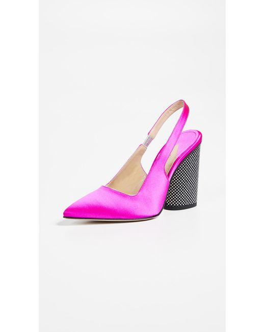 Paul Andrew - Multicolor Kapoor Slingback Pumps - Lyst
