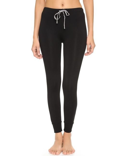 Honeydew Intimates | Black Kickin' It Jogger Pants | Lyst