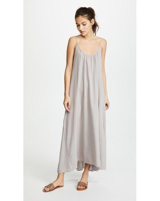 9seed - Black Tulum Maxi Dress - Lyst