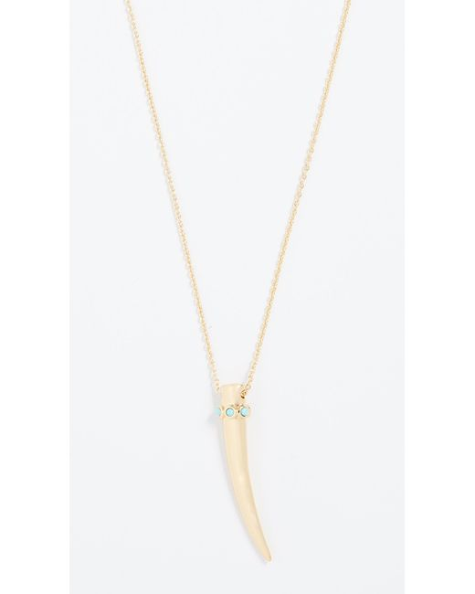 Gorjana - Metallic Catalina Necklace - Lyst