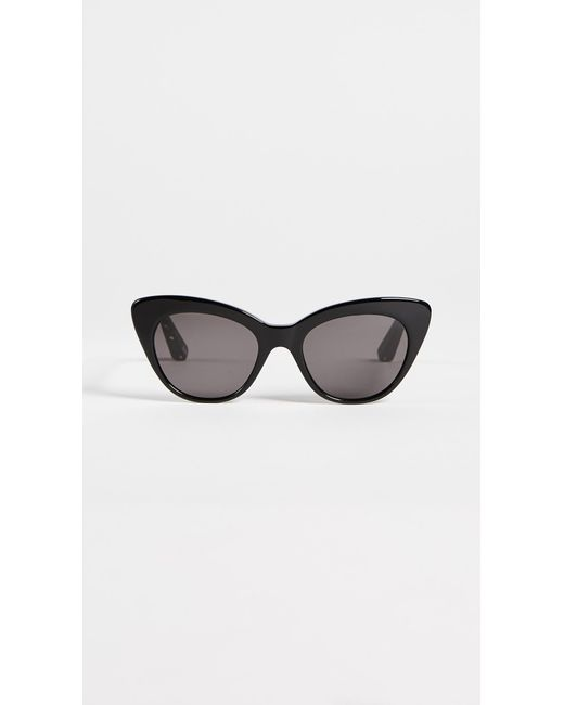 Elizabeth and James | Black Vale Sunglasses | Lyst