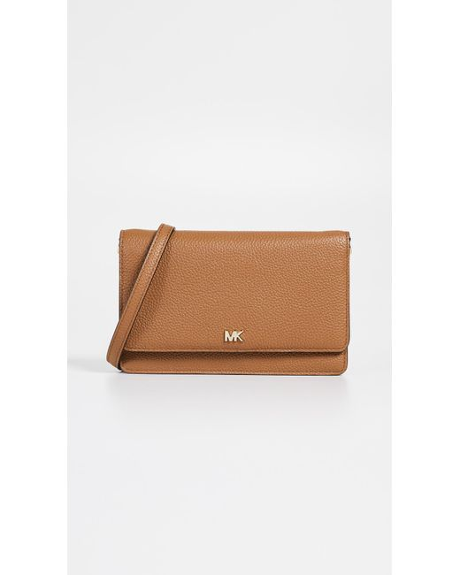 0308b90b7f74 MICHAEL Michael Kors - Multicolor Phone Cross Body Bag - Lyst ...