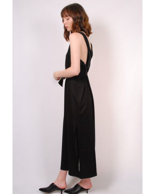 Shaina Mote Black Tie Dress Lyst