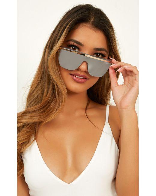 Showpo Multicolor Quay - Get Right Sunglasses
