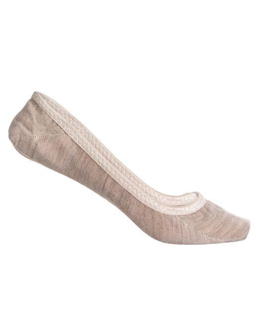 Smartwool - Natural Secret Sleuth Liner Socks - Lyst