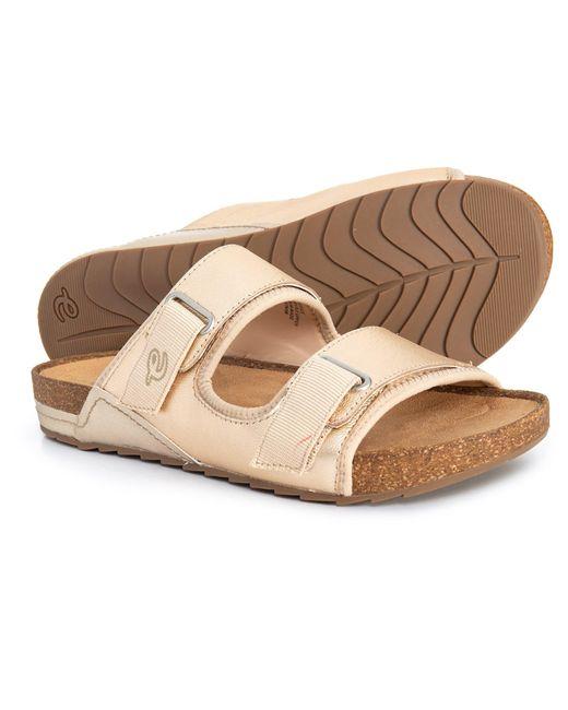 202b86f8e233 Easy Spirit - Multicolor Peace Slide Sandals - Lyst