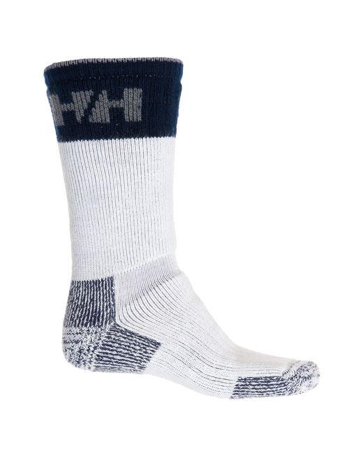 Helly Hansen - Gray Thermal Work Socks for Men - Lyst