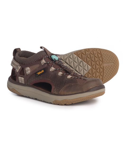 d6ae5945f508 Lyst - Teva Terra-float Travel Water Shoes (for Women) in Brown