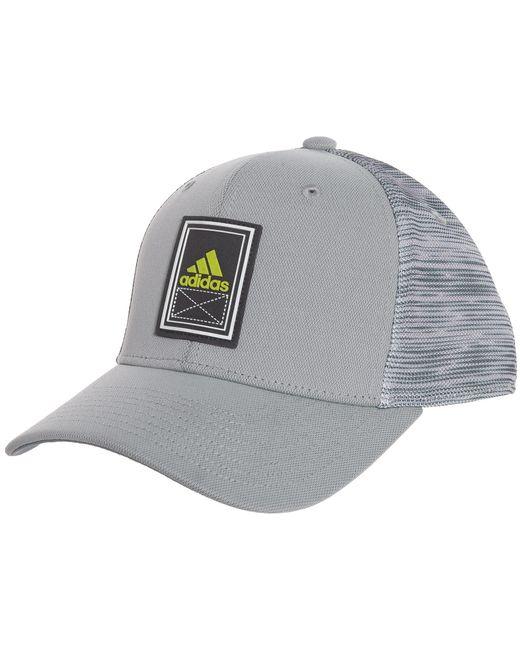 9828c102cb0 Adidas - Gray Alliance Baseball Cap (for Men) for Men - Lyst. View  fullscreen