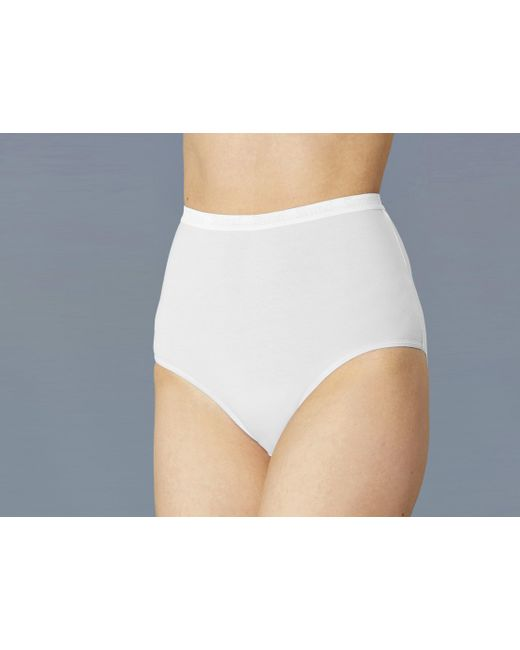 Simply Be - Multicolor Naturally Close 4 Pack Full Fit Assorted Slimma Panties - Lyst
