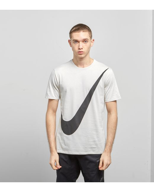Nike - Black Hybrid T-shirt for Men - Lyst