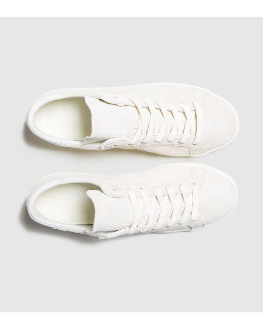 Lyst adidas originali corte visuale in bianco