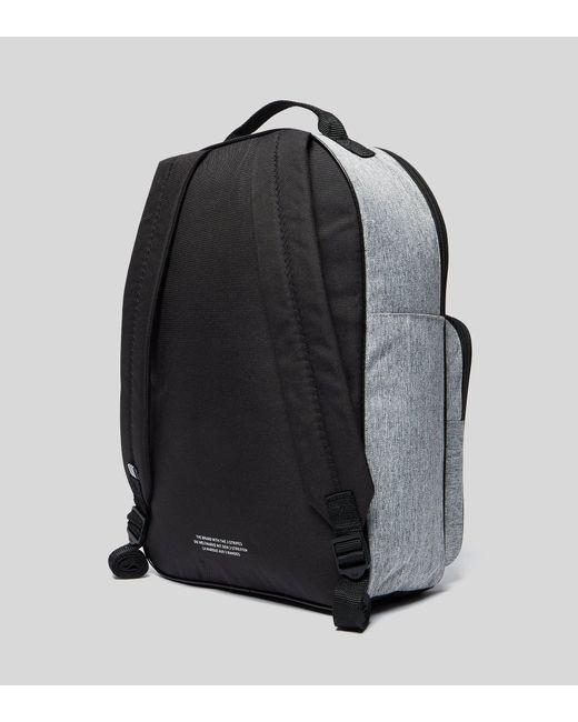 ... Adidas Originals - Gray Classic Trefoil Backpack for Men - Lyst ... 7941d4ab6b728