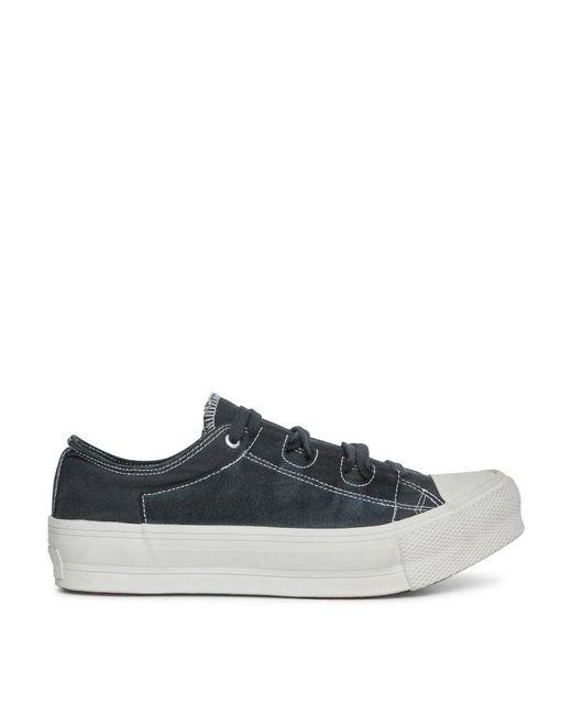 Needles - Multicolor Asymmetric Ghillie Sneakers for Men - Lyst