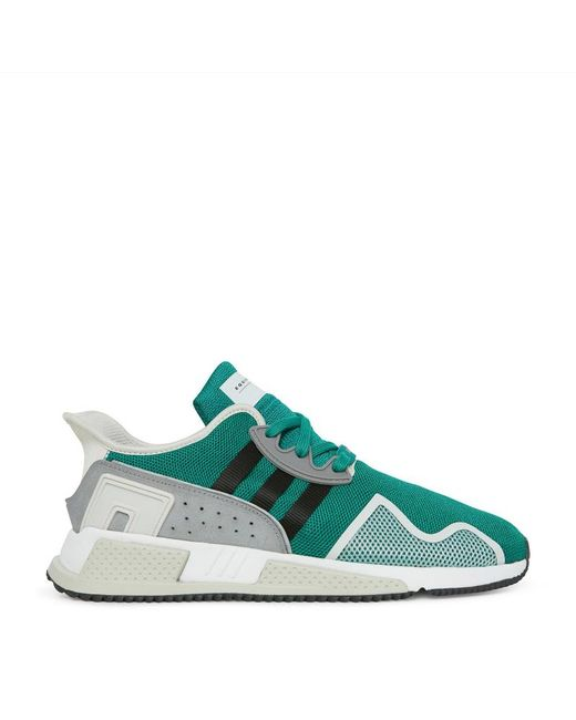 39526658f349 Adidas Originals - Multicolor Eqt Cushion Adv Sneakers for Men - Lyst ...