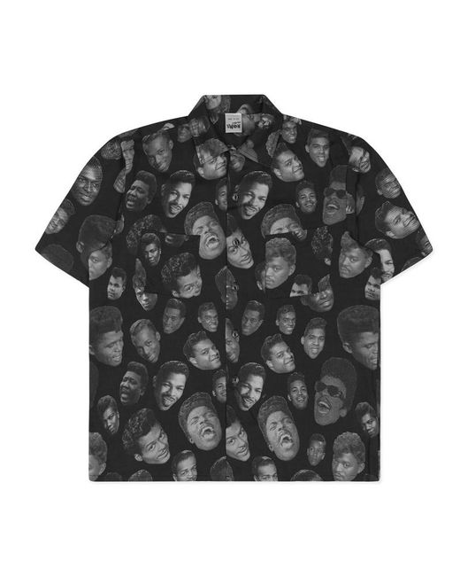 THEE TEEN-AGED! - Black Heads Shirt for Men - Lyst