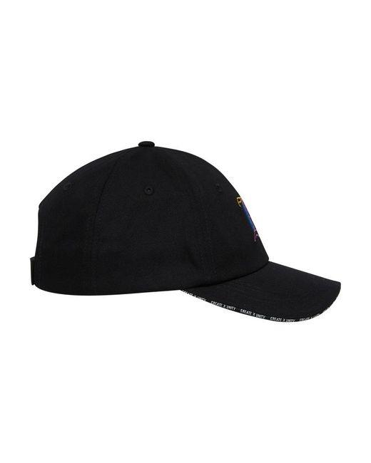... Tommy Hilfiger - Black Lewis Hamilton Cap for Men - Lyst ... db3d4a79cbd3
