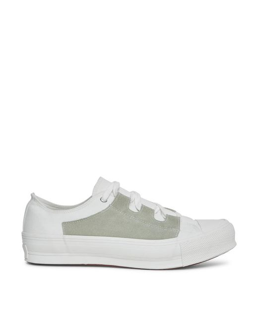 Needles - Multicolor Asymmetric Ghillie Sneakers - Lyst