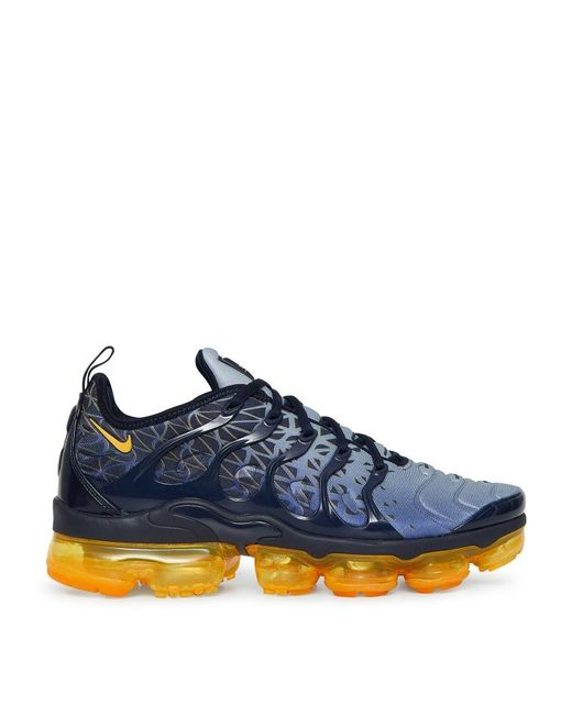 a973faaaf0 Nike - Blue Air Vapormax Plus Sneakers for Men - Lyst ...