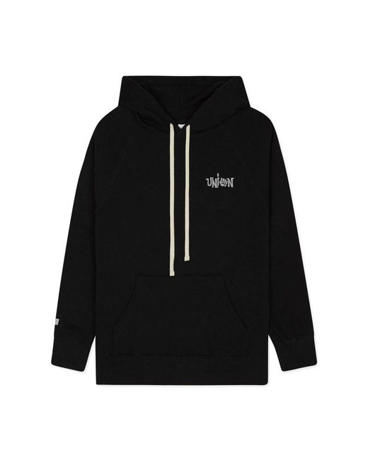 THEE TEEN-AGED! - Black Angry Voice Hooded Sweatshirt for Men - Lyst