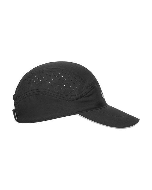 1bd652c212f ... Nike - Black Aerobill Running Cap for Men - Lyst ...