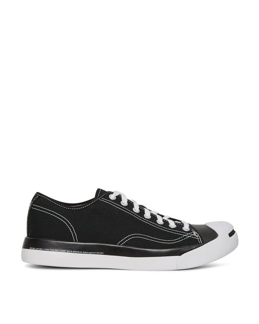 14bbbebc6d108a Lyst - Converse Jack Purcell Modern X Fragment Design Black in Black