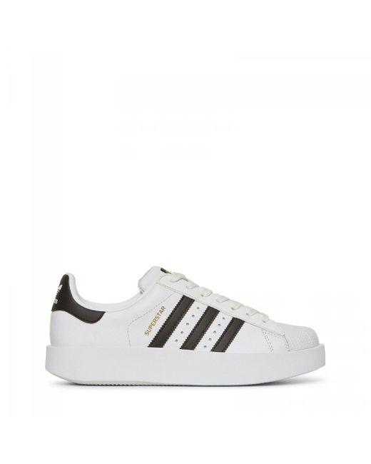 Lyst adidas Originals Superstar Bold zapatillas WMNS