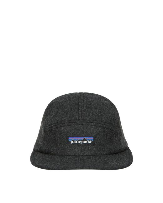 Patagonia - Black Recycled Wool Cap for Men - Lyst ... 74dcf420e4d8