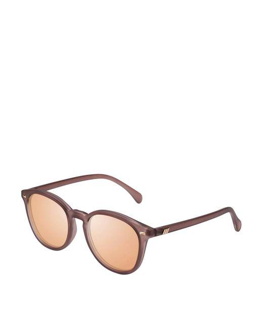Le Specs - Multicolor Band X Lumira Gp Brass Revo Mirror - Lyst