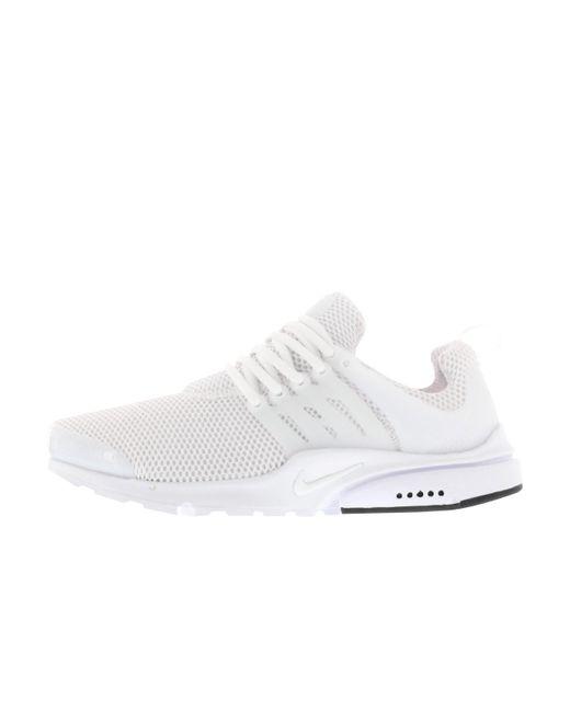 Nike | White Air Presto | Lyst