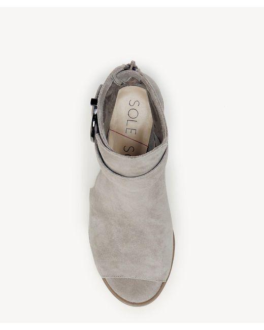 b228c7c1eb0a ... Sole Society - Multicolor Tracy Block Heel Sandal - Lyst ...