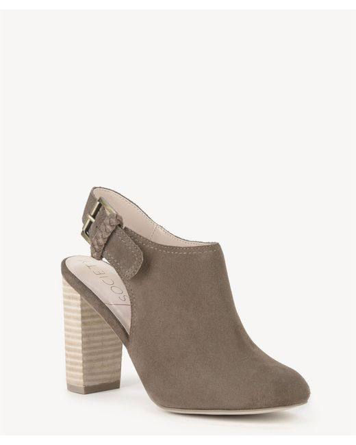Sole Society - Multicolor Apollo Backless Bootie - Lyst