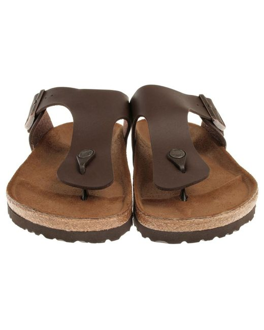 b2f8ab2e6e5 ... Birkenstock - Brown Ramses Sandals for Men - Lyst ...
