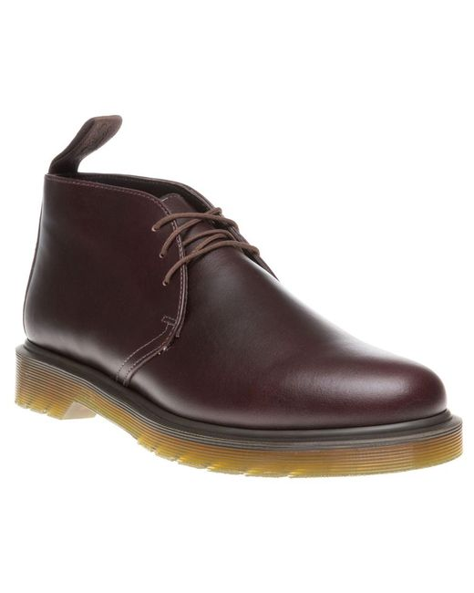 Dr. Martens | Brown Ray Boots for Men | Lyst