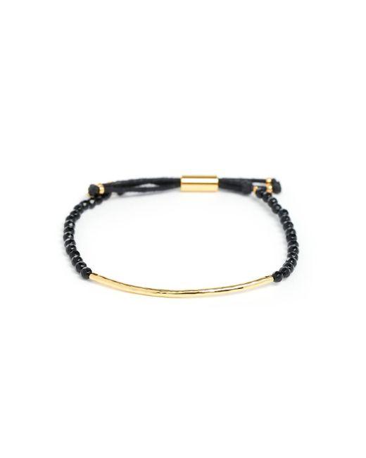 Gorjana   Black Protection Power Gem Stone Bracelet   Lyst