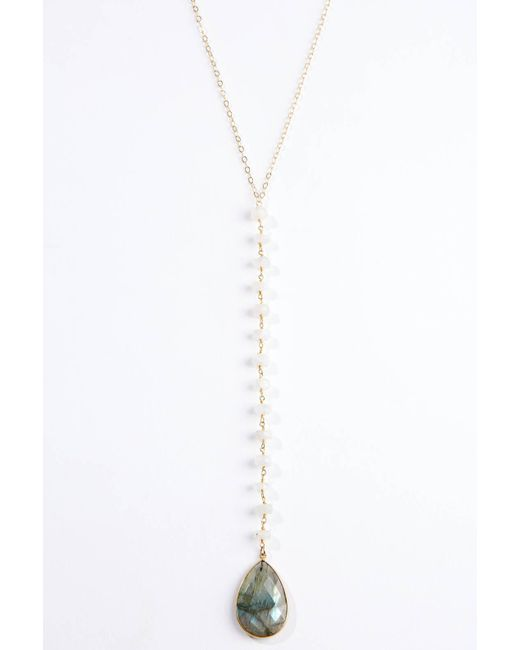 South Moon Under - Multicolor Paris Necklace - Lyst