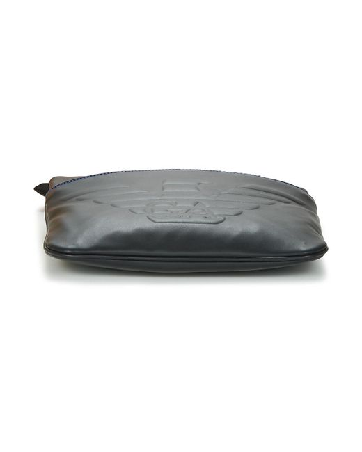 For Sale Footlocker Clearance Supply Armani BIG EAGLE SMALL FLAT MESSENGER men's Pouch in Classic zJNlQCXeAz