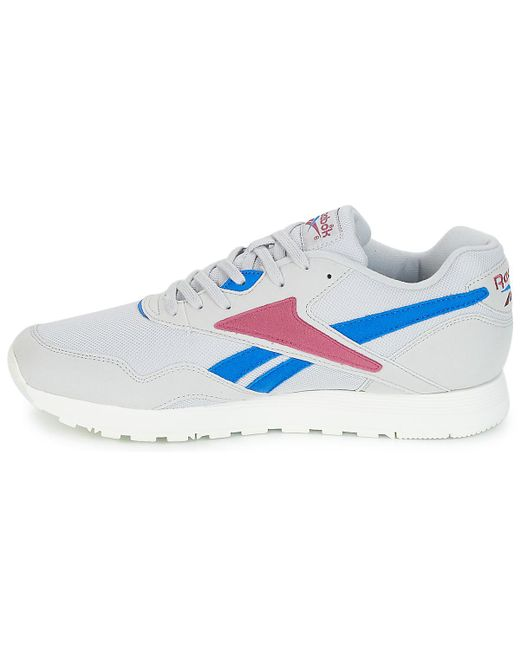 419db175e5c ... Reebok - Gray Rapide Mu Shoes (trainers) for Men - Lyst ...