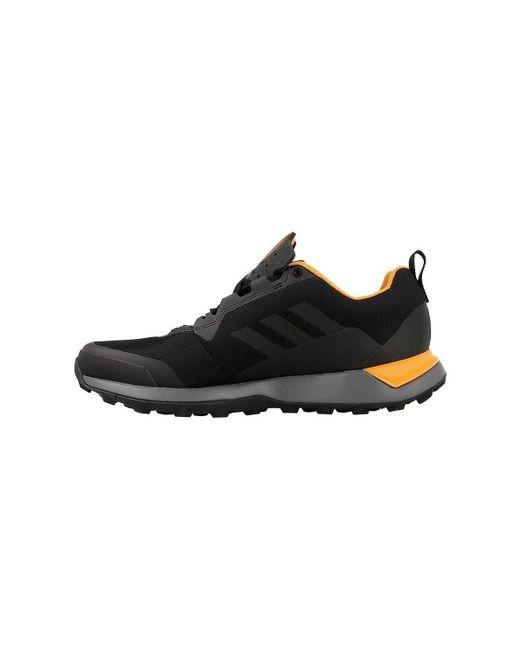 lyst adidas terrex cmtk scarpe da uomo (formatori) in nero, nero