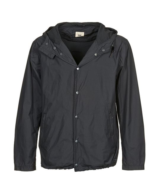 Lee Jeans - Lightweight Men's Jacket In Black for Men - Lyst