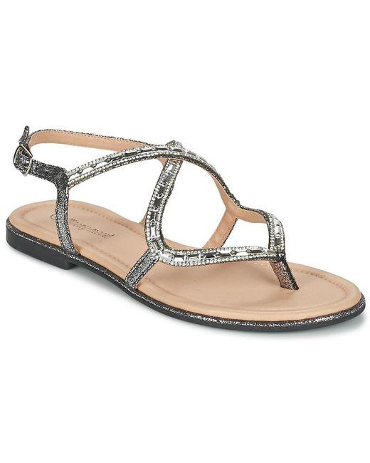 Moony Mood - Gualmia Women's Sandals In Black - Lyst