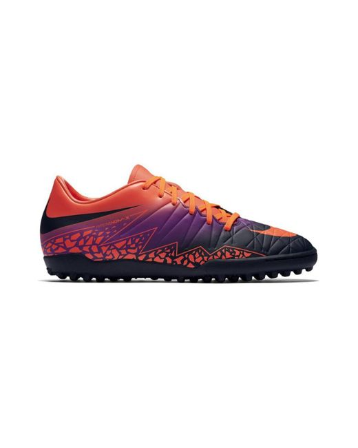 on sale 05614 2cb0b ... inexpensive nike hypervenom phelon ii tf mens football boots in purple  for men a1df9 7c5e6