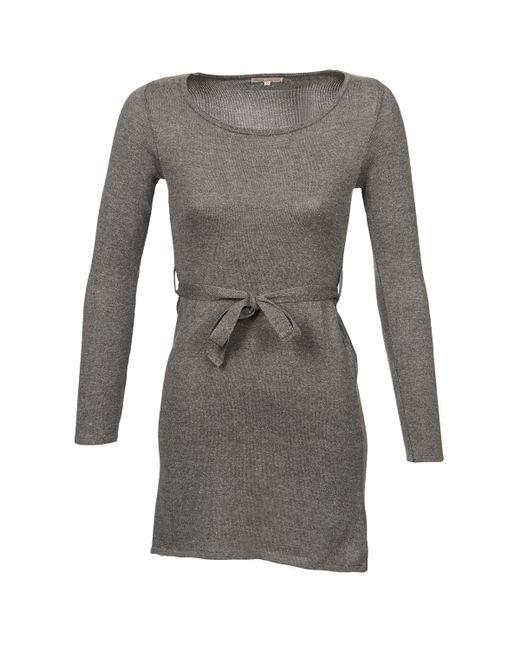 Moony Mood | Gray Blake Women's Dress In Grey | Lyst
