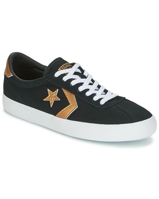 Converse - Breakpoint Ox Women's Shoes (trainers) In Black - Lyst