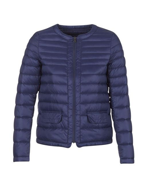 Benetton - Midal Women's Jacket In Blue - Lyst