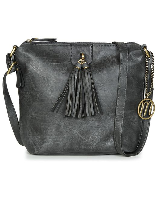 Moony Mood - Gray Sandra Women's Shoulder Bag In Grey for Men - Lyst