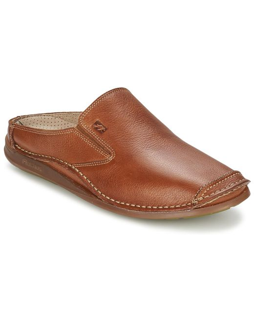 Fluchos - Notilus Men's Mules / Casual Shoes In Brown for Men - Lyst
