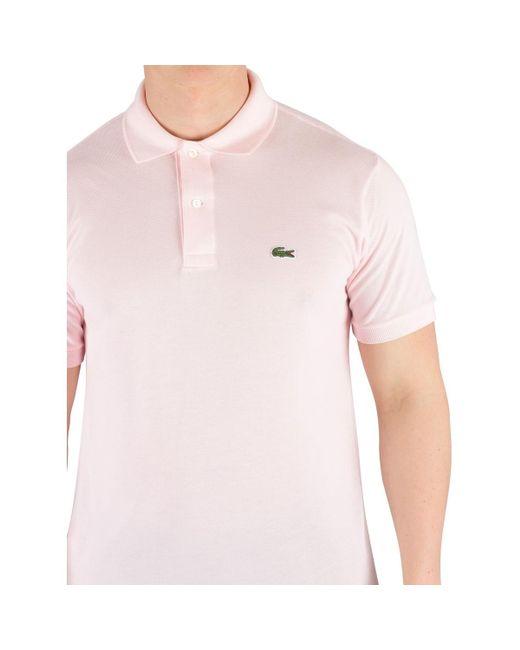 7bd614ac9135 ... Lacoste - Men s Classic Poloshirt