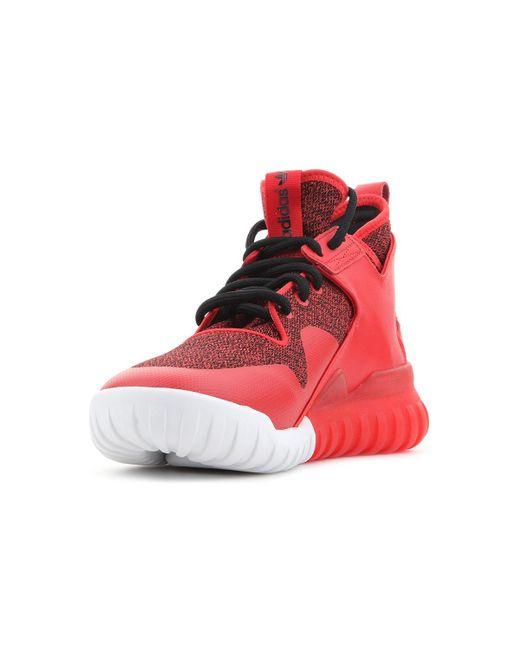urzędnik informacje dla super tanie adidas Tubular Sneakers X S74929 Men's Shoes (high-top ...