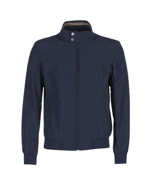 Geox - Stro Men's Jacket In Blue for Men - Lyst